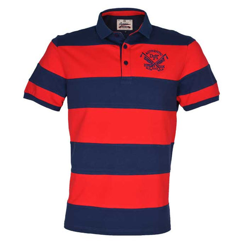 Diner's Men's Polo, T-Shirt SKU: NA590-Red
