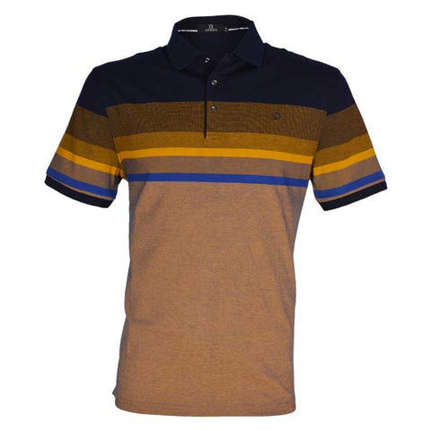 Diner's Men's Polo T-Shirt SKU: NA605-Musterd