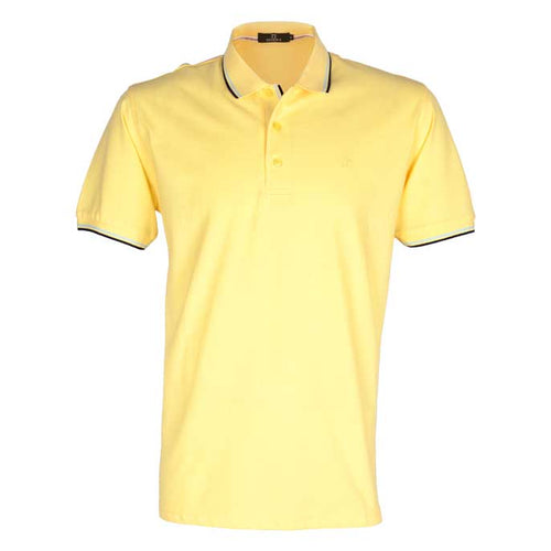 Diner's Men's Polo T-Shirt SKU: NA622 YELLOW
