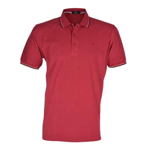 Diner's Men's Polo T-Shirt SKU: NA622-MEHROON