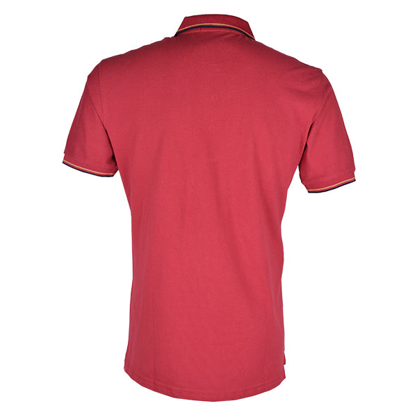 Diner's Men's Polo T-Shirt SKU: NA622-MAROON
