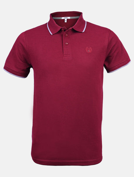 Diner's Men's Polo T-Shirt SKU: NA625-PLUM