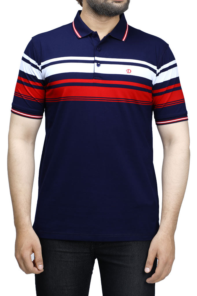 Diner's Men's Polo T-Shirt SKU: NA693-Red - Diners
