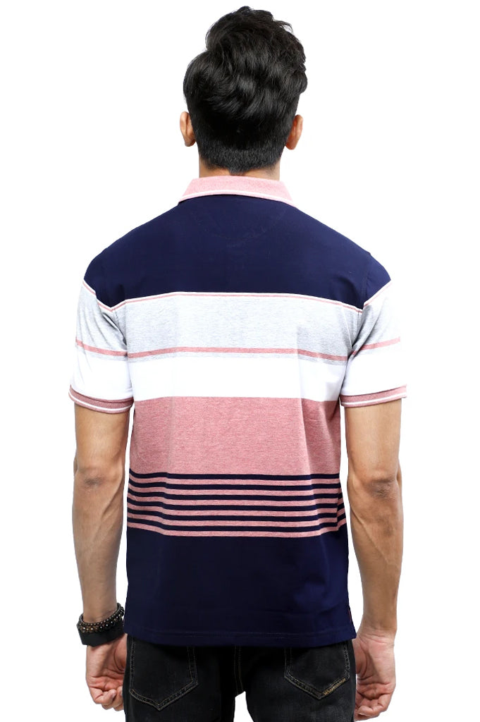 Diner's Men's Polo T-Shirt SKU: NA699-T-Pink