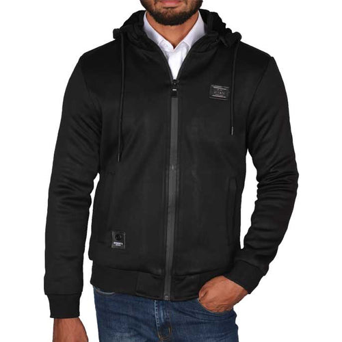 GENTS JACKET IN BLACK SKU: OA1240-BLACK