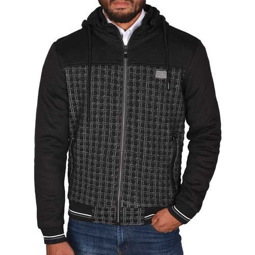 GENTS JACKET IN BLACK SKU: OA1241-BLACK