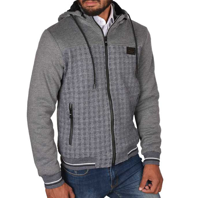 GENTS JACKET IN GREY SKU: OA1241-GREY