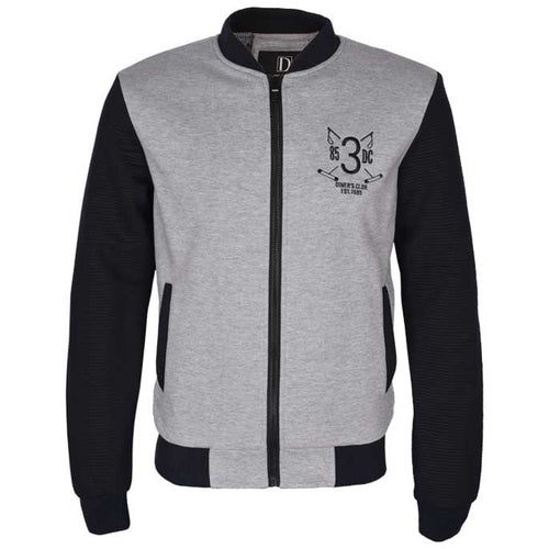 GENTS JACKET IN L-Grey SKU: OA1245-L-GREY