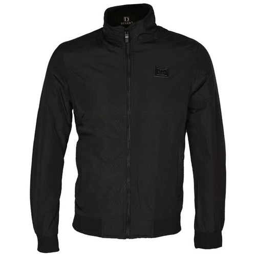 GENTS JACKET IN Black SKU: OA1248-BLACK