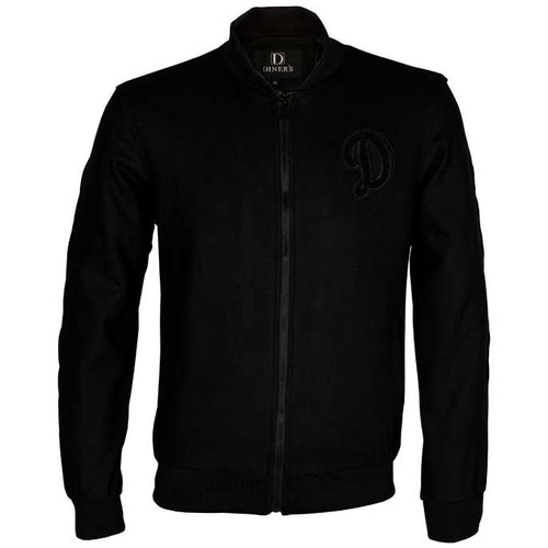 GENTS JACKET IN Black SKU: OA1256-BLACK