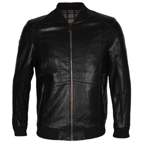 GENTS JACKET IN Black SKU: OA1257-BLACK