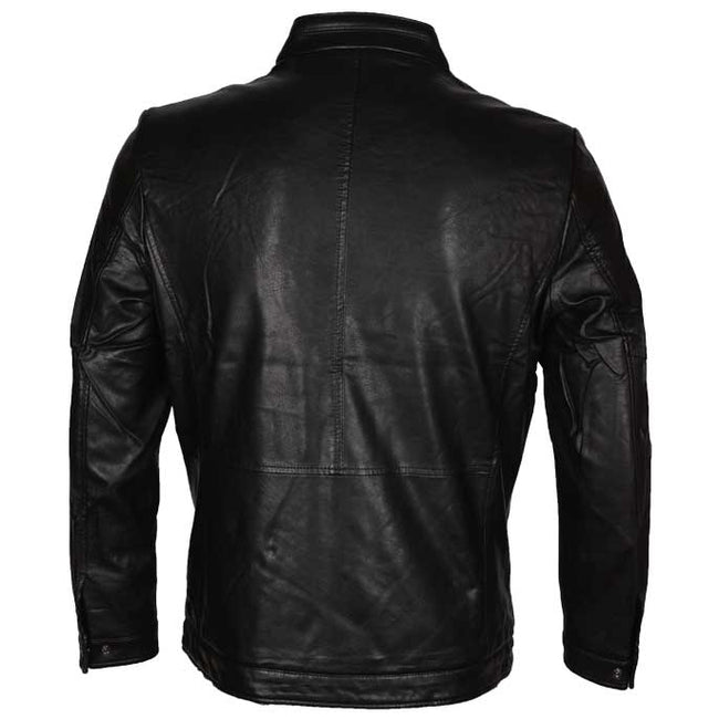 GENTS JACKET IN Black SKU: OA1258-BLACK