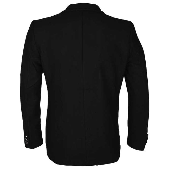 GENTS JACKET IN Black SKU: OA1259-BLACK