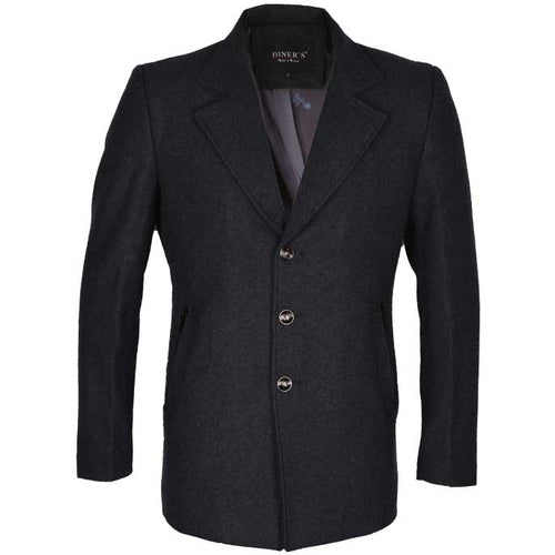 GENTS JACKET IN Grey SKU: OA1259-GREY