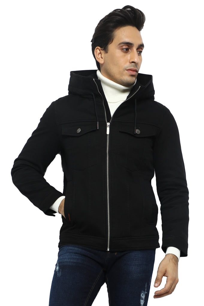 Gents Jacket SKU: OA1287-BLACK - Diners