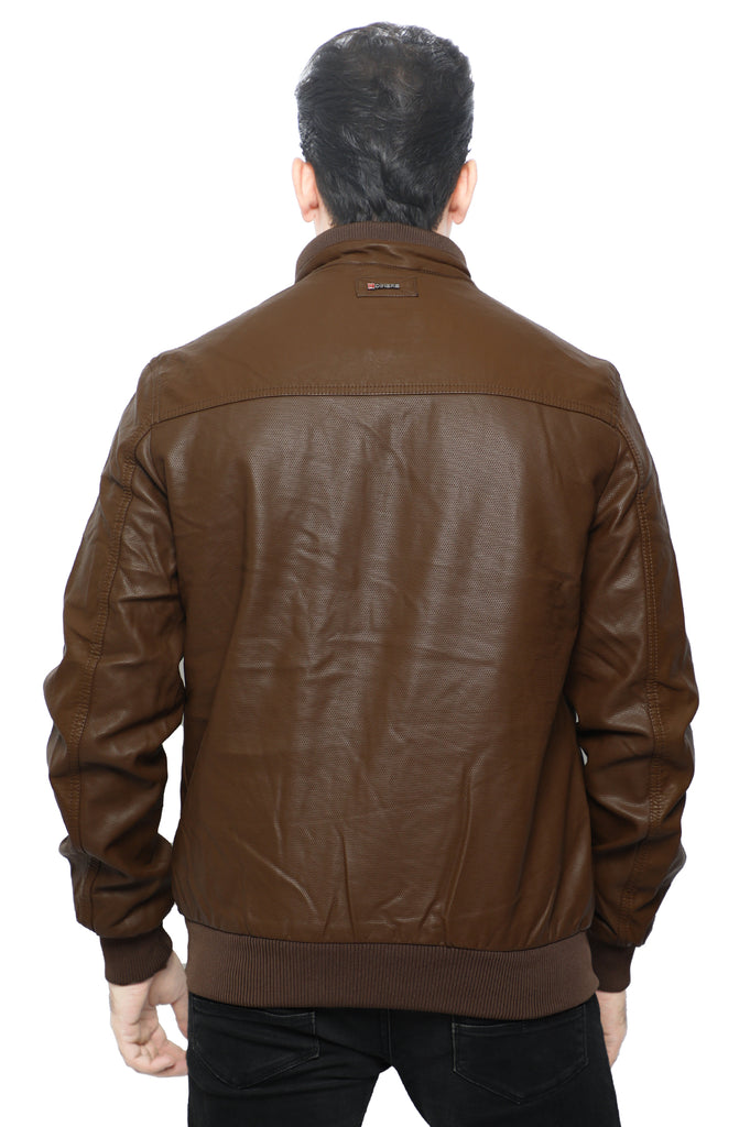 Gents Jacket SKU: OA1296-BROWN - Diners