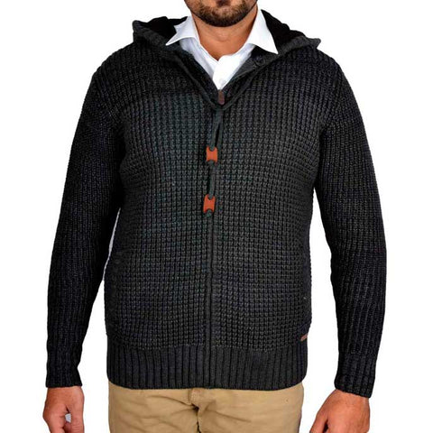 Gents Sweater In D-Grey SKU: SA372-D-GREY