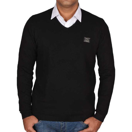 GENTS JACKET IN Black SKU: OA1255-BLACK