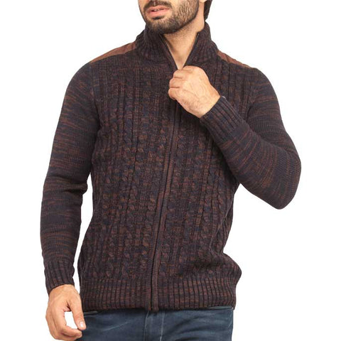 Sweater In Brown SKU: SA449-BROWN