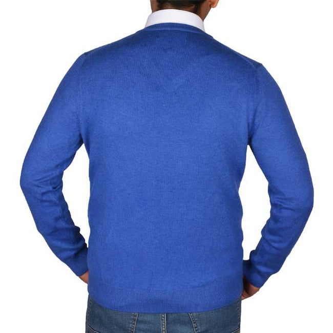 Gents Sweater In R-Blue SKU: SA472-R-BLUE