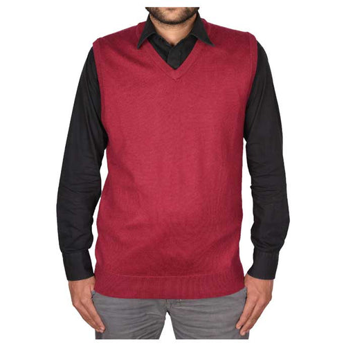 Gents Sweater In Maroon SKU: SA473-Maroon