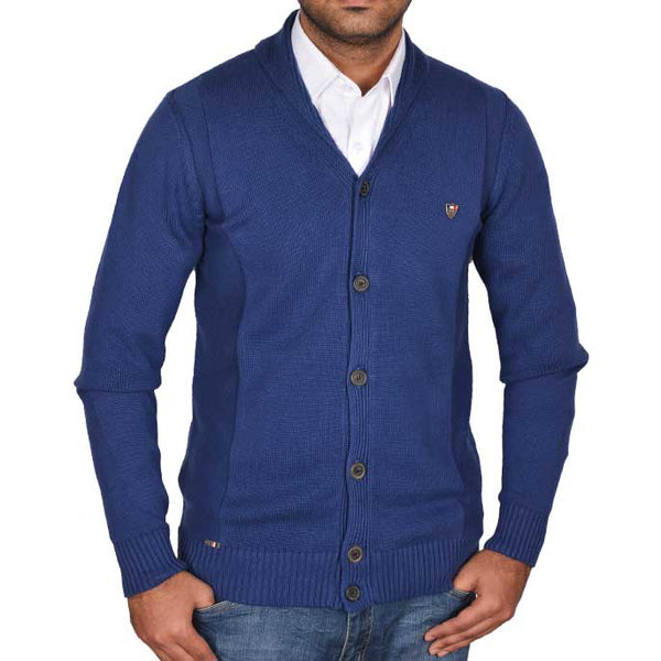 Gents Sweater In Blue SKU: SA512-BLUE