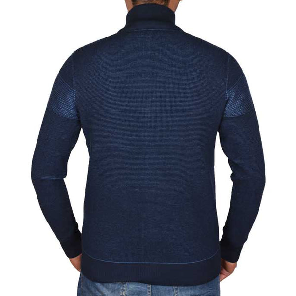 Gents Sweater In Blue SKU: SA517-BLUE