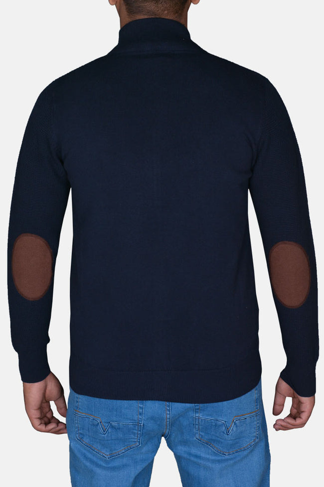 Gents Sweater In N-Blue SKU: SA541-N-Blue