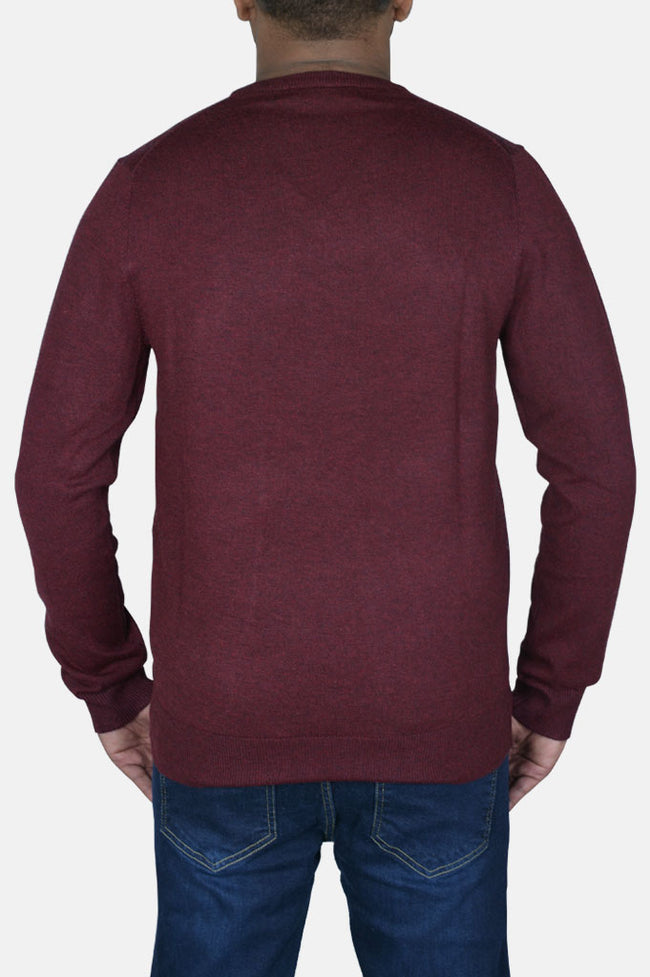 Gents Sweater In Maroon SKU: SA548-Maroon