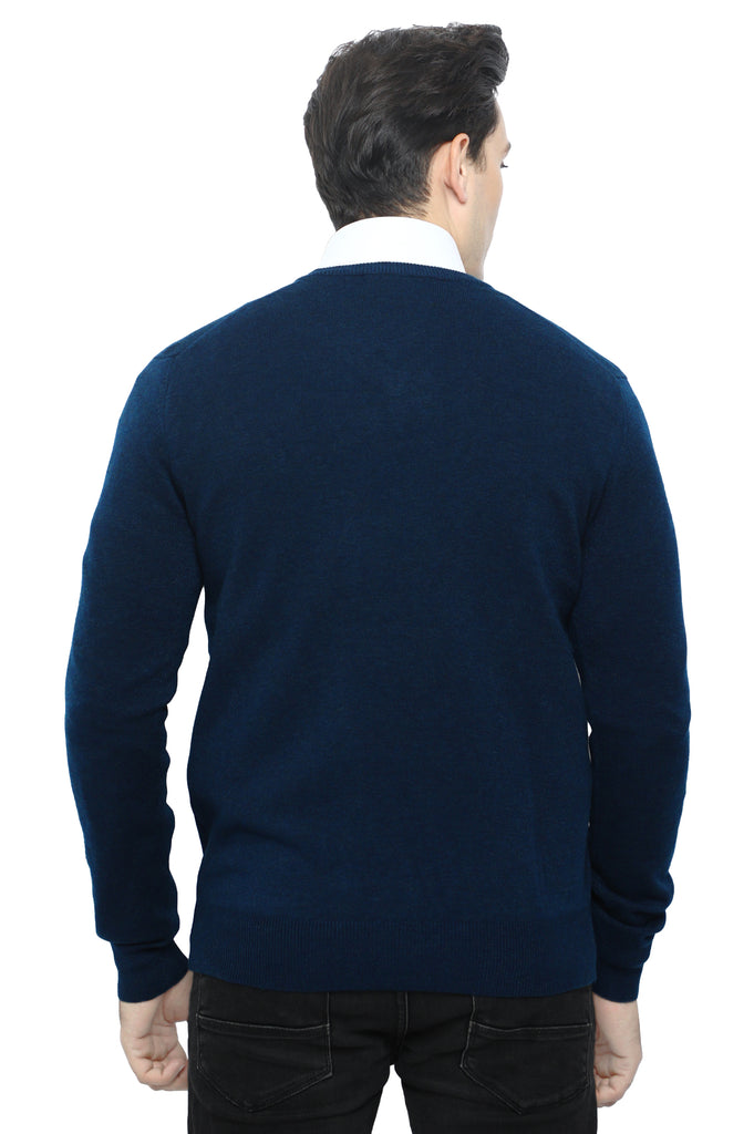 Gents Sweater In R-Blue SKU: SA558-R-BLUE - Diners