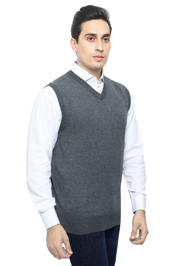 Gents Sweater In Grey SKU: SA560-GREY - Diners