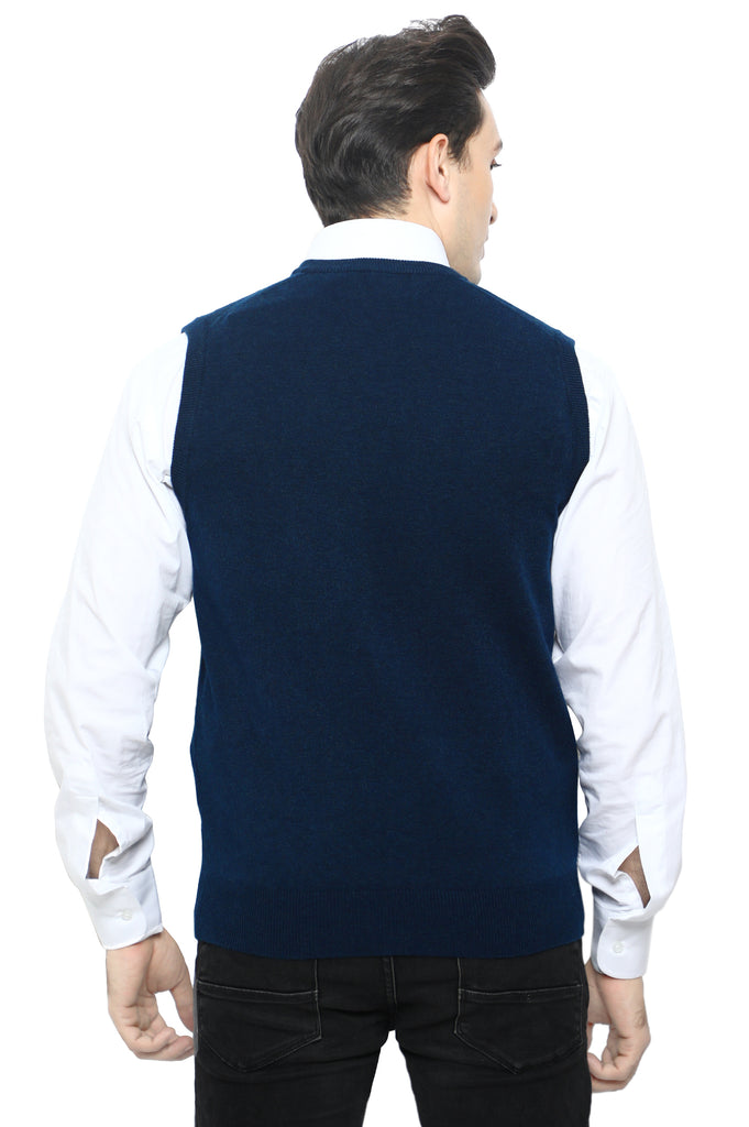 Gents Sweater In N-Blue SKU: SA560-N-BLUE - Diners