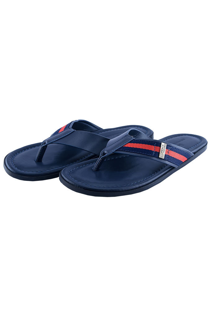 Slippers For Men in Blue SKU: SLP0052-BLUE - Diners
