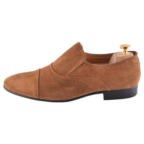 Casual Shoes For Men in Apricot SKU: SMC0007-APRICOT