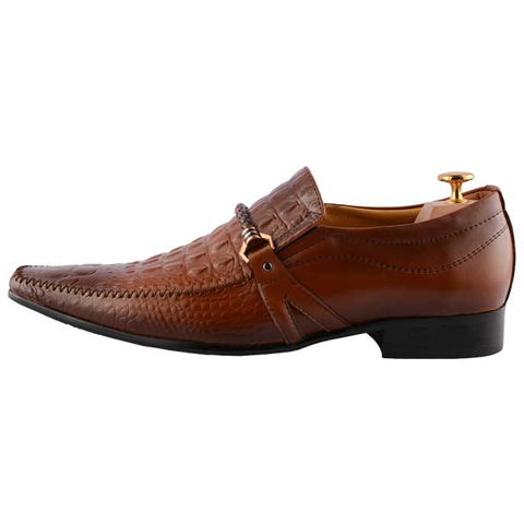 Casual Shoes For Men in Brown SKU: SMC0009-BROWN