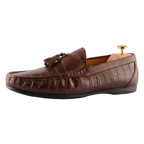 Casual Shoes For Men in Coffee SKU: SMC0014-COFFEE