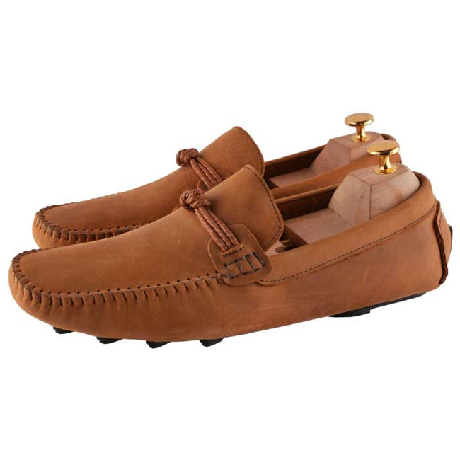 Casual Shoes For Men in Apricot SKU: SMC0029-APRICOT