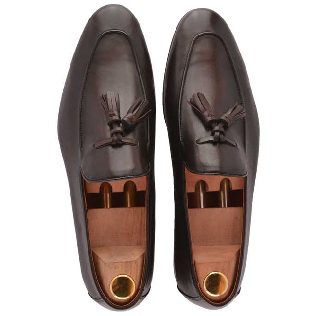 Casual Shoes For Men in Coffee SKU: SMC0050-COFFEE