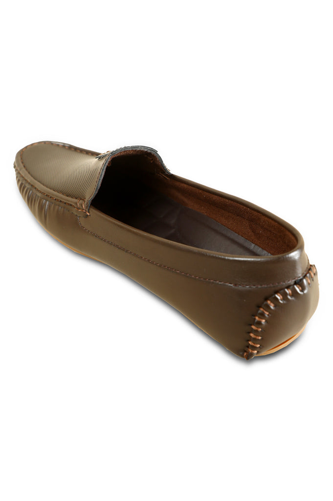 Casual Shoes For Men in Coffee SKU: SMC-0063-COFFEE - Diners