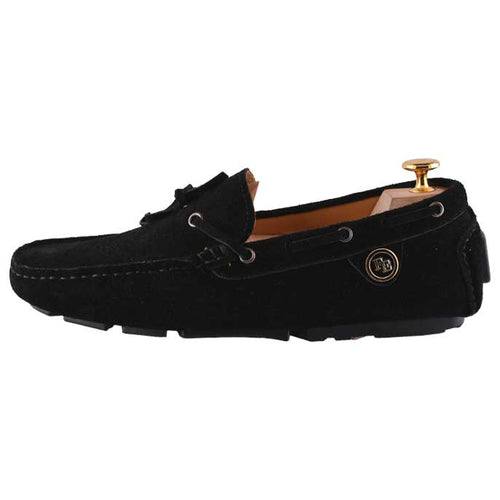 Casual Shoes For Men in Black SKU: SMC0012-BLACK