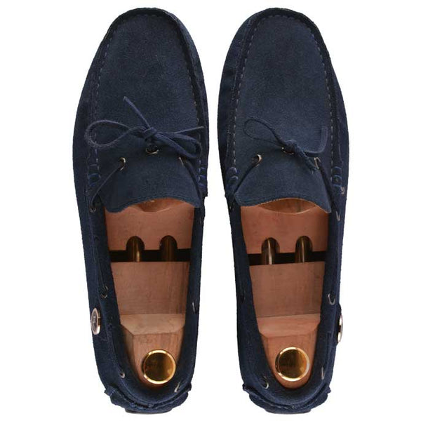 Casual Shoes For Men in Blue SKU: SMC0012-BLUE