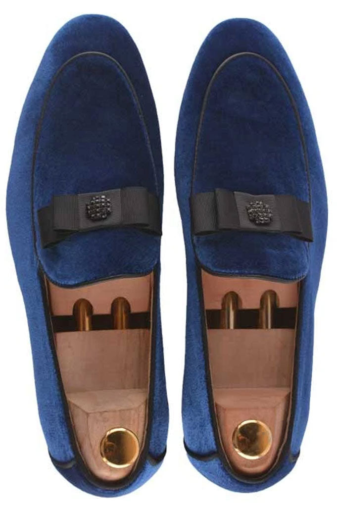 Casual Shoes For Men in Blue SKU: SMC0043-BLUE