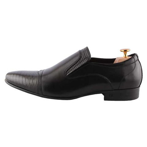 Formal Shoes For Men in Black : SMF0024-Black