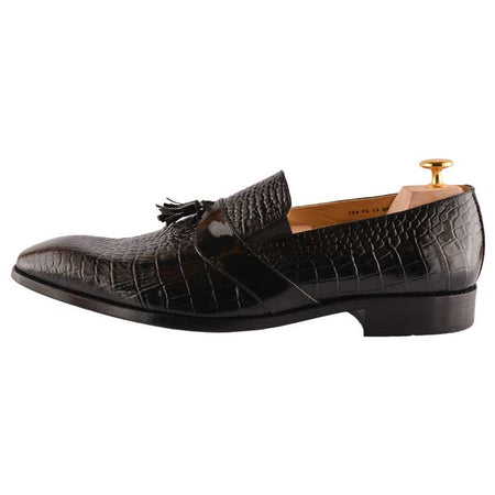 Formal Shoes For Men in Coffee SKU: SMF0007-Coffee