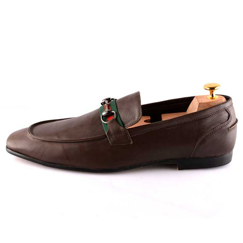 Formal Shoes For Men in Brown SKU: SMF0049-Brown