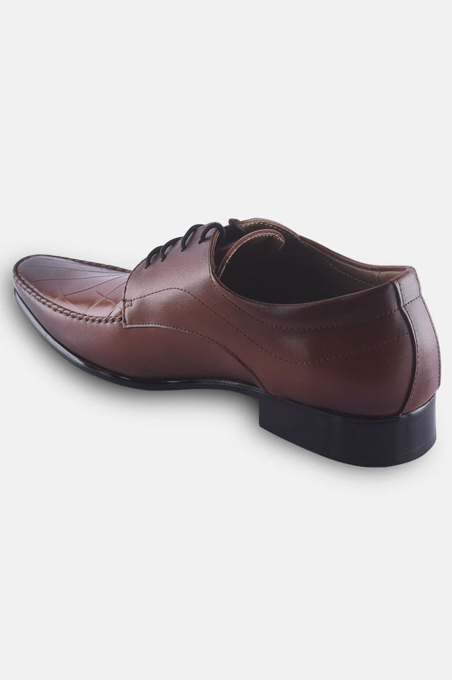 Formal Shoes For Men SKU: SMF0064-L-BROWN