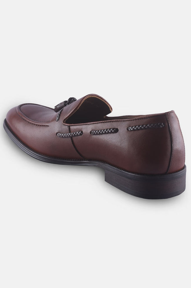 Formal Shoes For Men SKU: SMF0067-L-BROWN