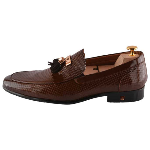 Formal Shoes For Men in Brown SKU: SMF0087-BROWN