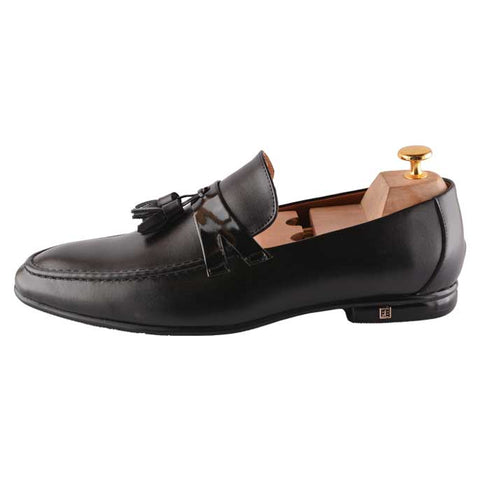 Formal Shoes For Men in Black SKU: SMF0102-BLACK