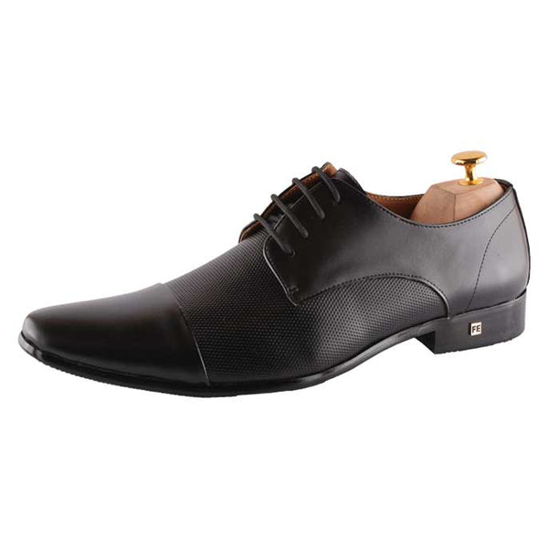 Formal Shoes For Men in Black SKU: SMF0104-BLACK